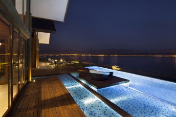Panoramic  Room deck of the Red sea